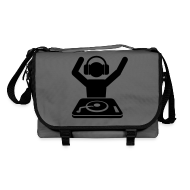 Tassen & rugzakken ~ Schoudertas ~ Shoulder-bag: DJ