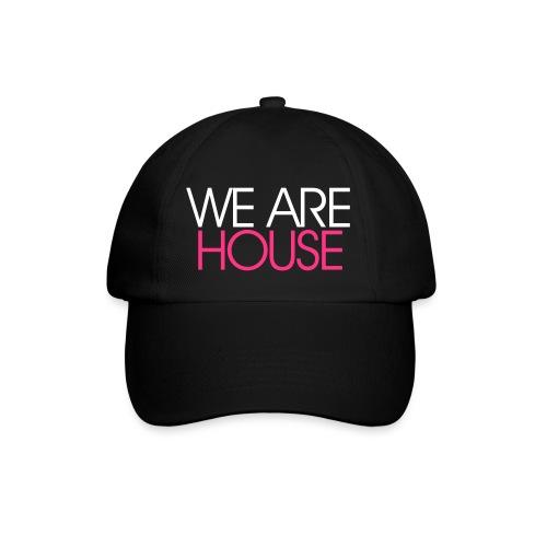 Cap: We are House - Baseballcap
