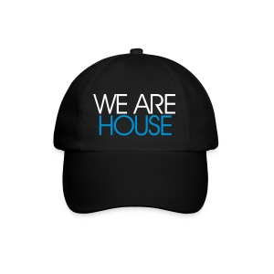 Cap: We are House - Baseballcap