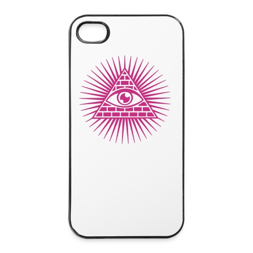 Das Auge - iPhone 4/4s Hard Case