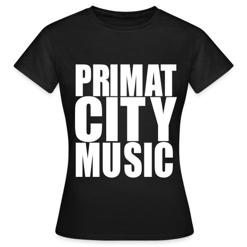 PCM BLOCK girly - Frauen T-Shirt