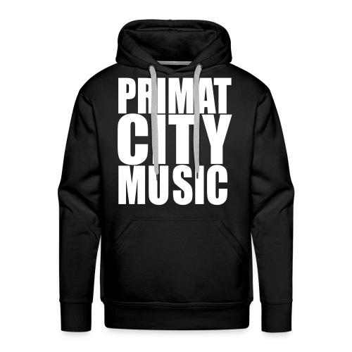 PCM BLOCK Hoody - Männer Premium Hoodie