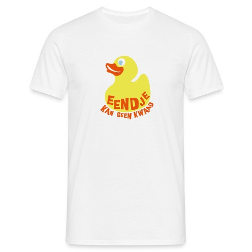 Eendje kan geen kwaad - Mannen T-shirt
