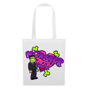 Mr. Frankenstein bag - Stoffbeutel
