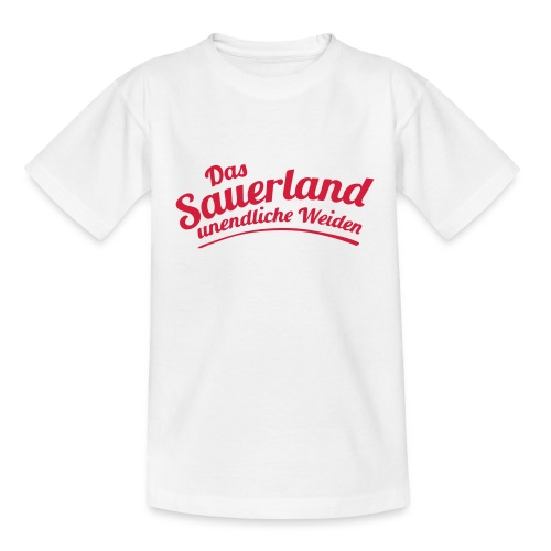 Weideland - Teenager T-Shirt