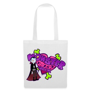 Mr. Vampyre bag - Stoffbeutel
