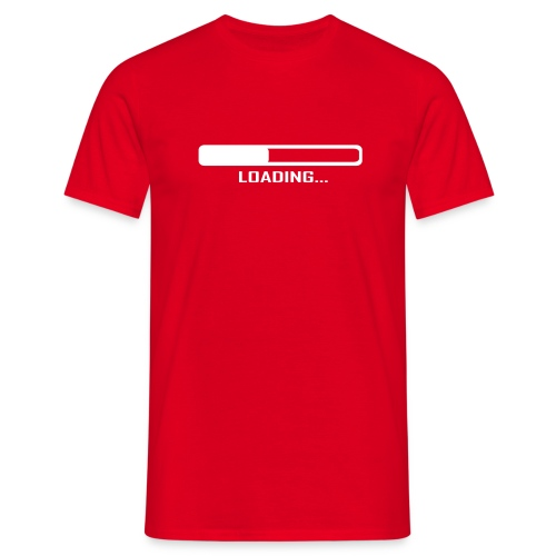 Loading T-Shirt - Men's T-Shirt