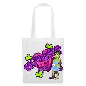 Mrs. Frankenwolf bag - Stoffbeutel
