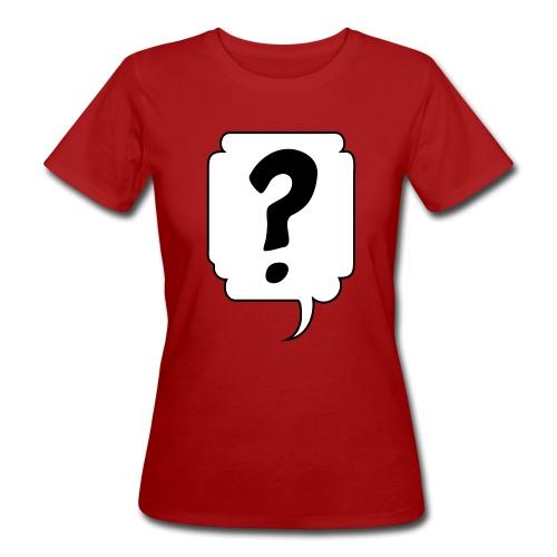 Adventures of ? - Women's Organic T-Shirt