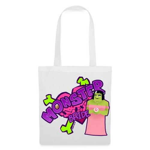 Mrs. Frankenstein bag - Stoffbeutel