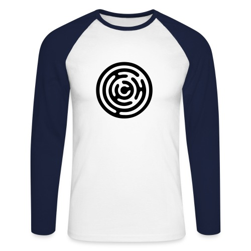 jkhjkh - Männer Baseballshirt langarm