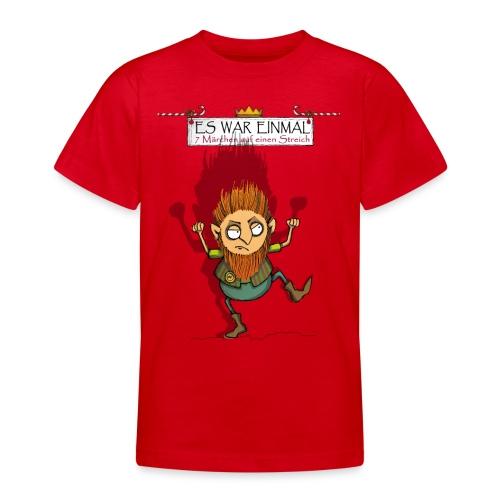 ES WAR EINMAL ... – Rumpelstilzchen - Teenager T-Shirt