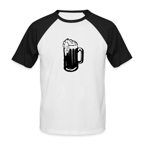 I love beer - T-shirt baseball manches courtes Homme