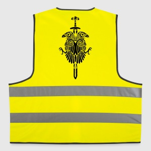 corbeauviking2 Jackets & Vests - Reflective Vest