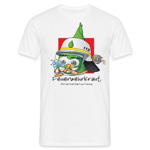 Feuerwehrkraut - Mens - White - Männer T-Shirt