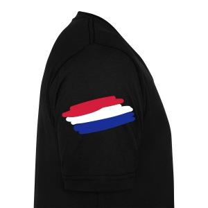 Origineel NL fan shirt - Mannen bio T-shirt met V-hals van Stanley & Stella