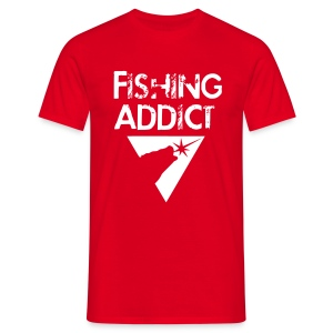 Fishing-shirt all-in-1 original white - T-shirt Homme
