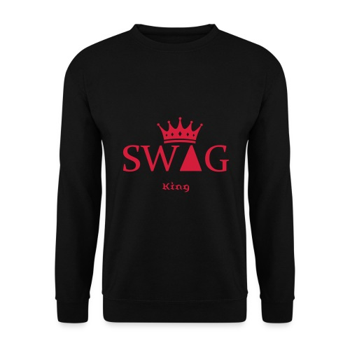 Swag King ( Mannen) - Mannen sweater