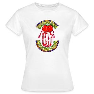 Marmellata Puffin - Maglietta da donna