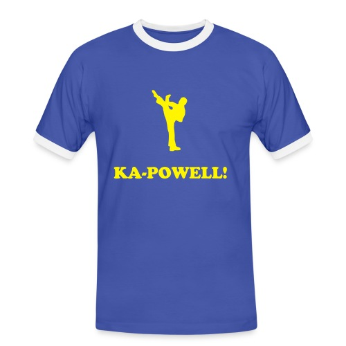 Ka-Powell! - Men's Ringer Shirt