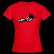 Magliette ~ Maglietta da donna ~ California Style Classic Girl