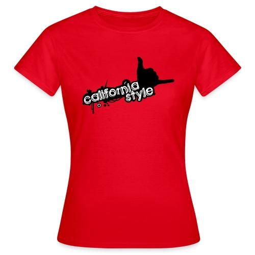 California Style Classic Girl - Maglietta da donna