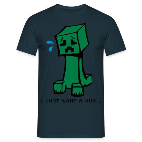 Sad Creeper - Men's T-Shirt