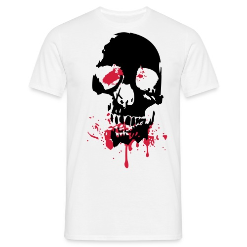 Zombie Blood - Men's T-Shirt
