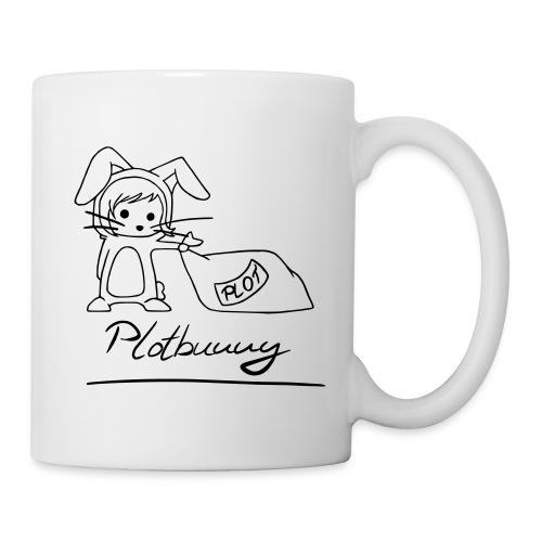 Motiv: Plotbunny - Tasse