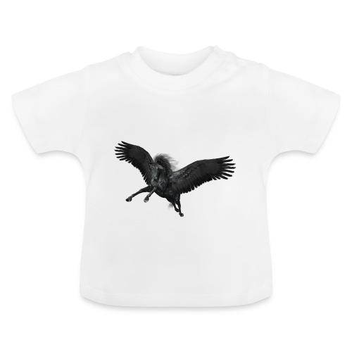 black Pegasus - Baby T-Shirt