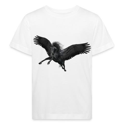 black Pegasus - Kinder Bio-T-Shirt