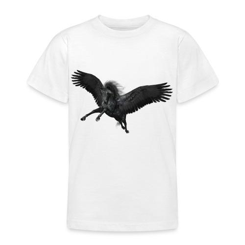 black Pegasus - Teenager T-Shirt
