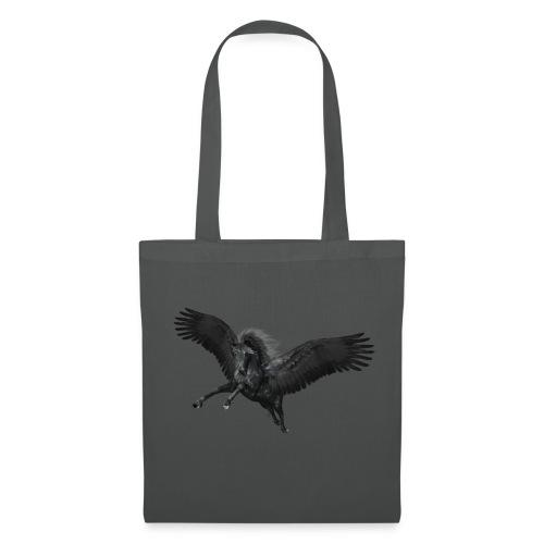 black Pegasus - Stoffbeutel