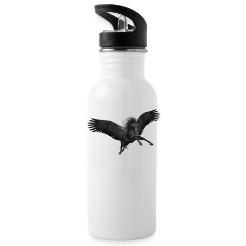 black Pegasus - Trinkflasche