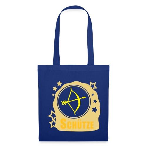 Sternzeichen Schütze - Stoffbeutel