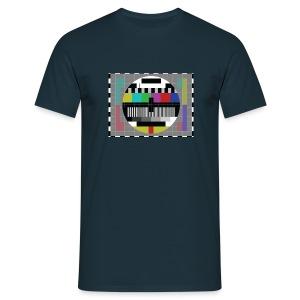 Testbeeld - Mannen T-shirt