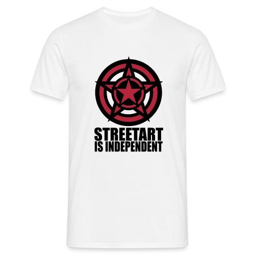 Streetart Shirt - Männer T-Shirt
