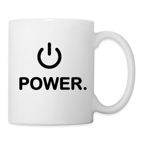Tasse - *bi bib , bi bib*   *gähn* *muffel*   erst mal auf POWER !!!