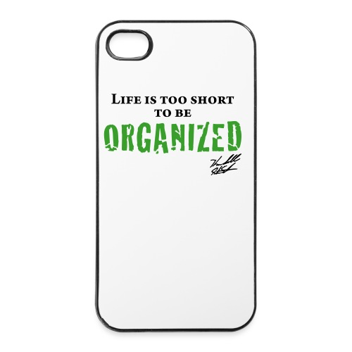 LIFE IS TOO SHORT W SIG - iPhone 4/4s Hard Case