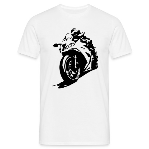 Superbike T-Shirt - Men's T-Shirt