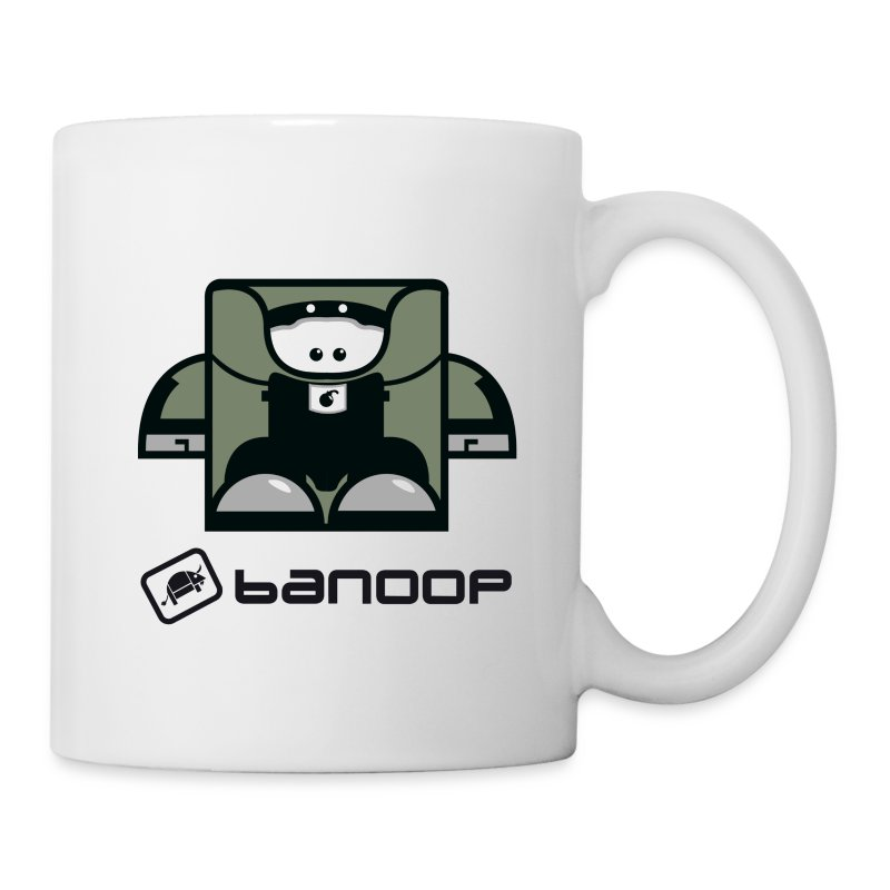 Bomb Squad Mini Series Mug - Mug