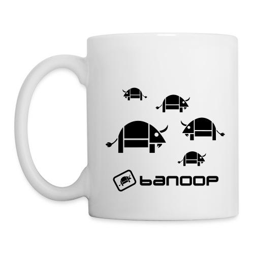 Banoop Family Portrait Mug - Mug