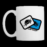 Mugs & Drinkware ~ Mug ~ Banoop Blue Mug