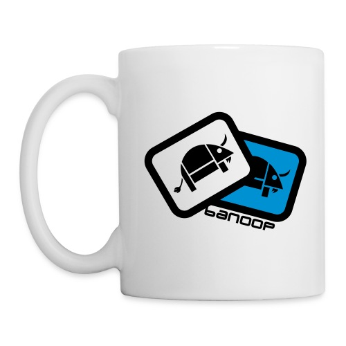 Banoop Blue Mug - Mug