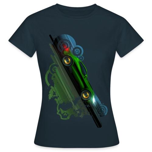 Rengine Concept-Green - Women's T-Shirt