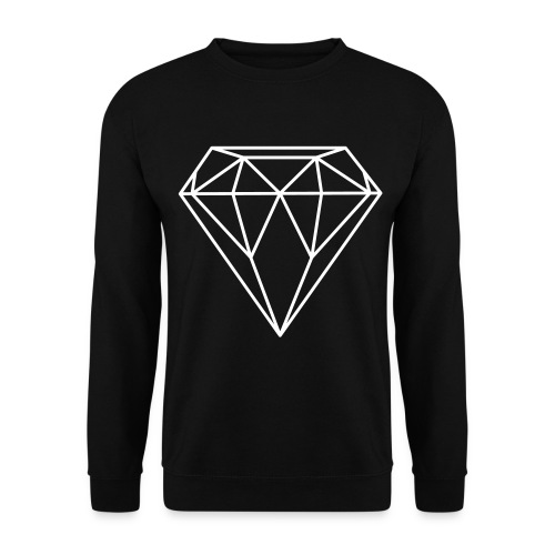 Crewneck Diamond - Sweat-shirt Homme