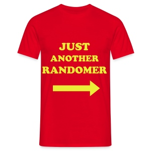 Randomer - Men's T-Shirt