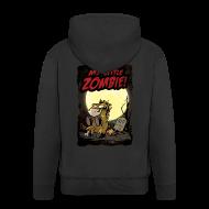 Pullover & Hoodies ~ Männer Premium Kapuzenjacke ~ My little Zombie- Kapuzenjacke Männer
