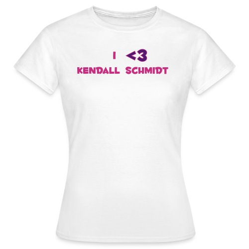 I LOVE - Women's T-Shirt