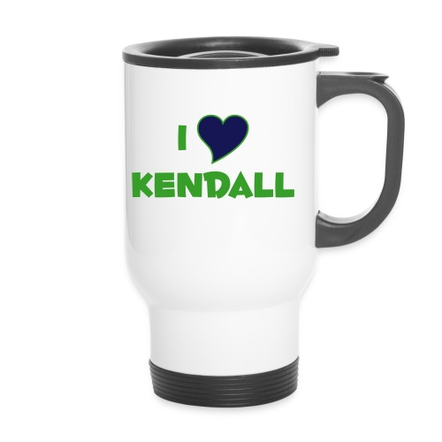 I LOVE KENDALL - Travel Mug